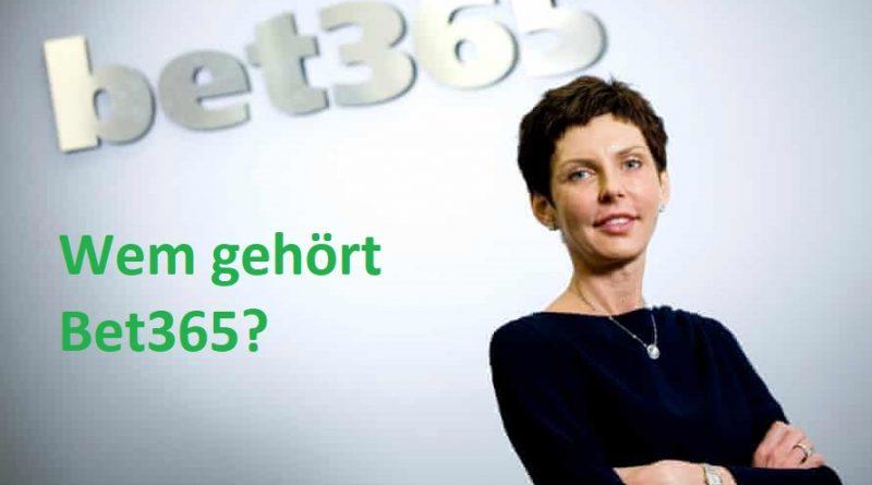 Wem gehört Bet365?