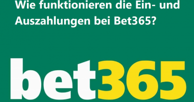 Wie funktionieren die Ein- und Auszahlungen bei Bet365?