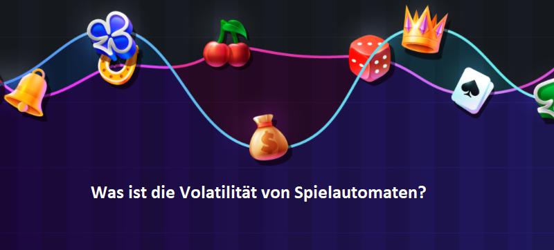 Was ist die Volatilität von Spielautomaten?